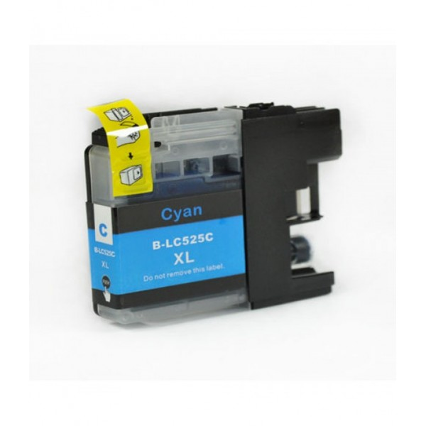 Cartus cerneala compatibil Brother LC525XL Cyan
